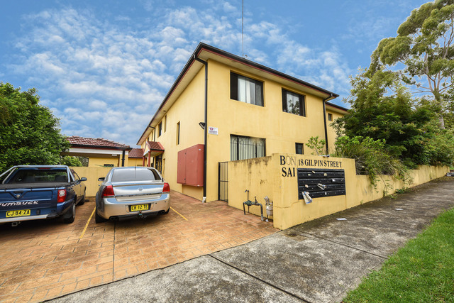 S/18 Gilpin Street, Camperdown NSW 2050