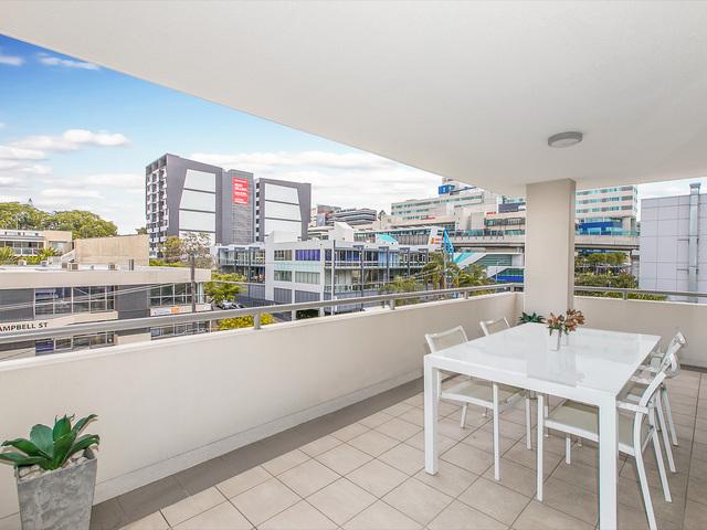 1507/141 Campbell Street, Bowen Hills QLD 4006