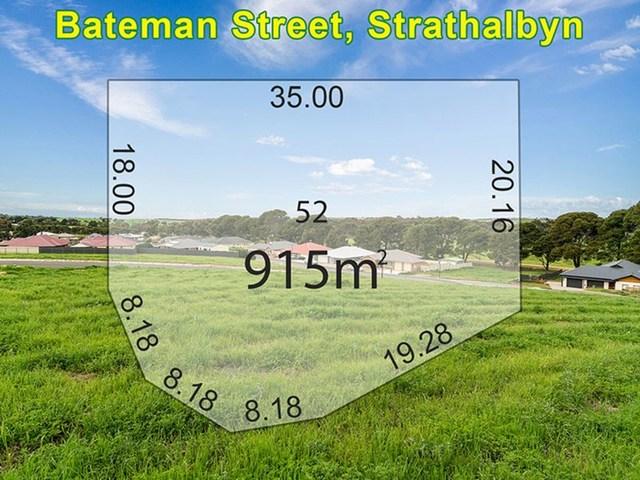 Lot 52/null Bateman Street, Strathalbyn SA 5255