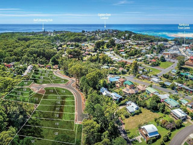 Proposed Lot 105 Being Part Of Lot 135 Forest Road, Nambucca Heads NSW 2448