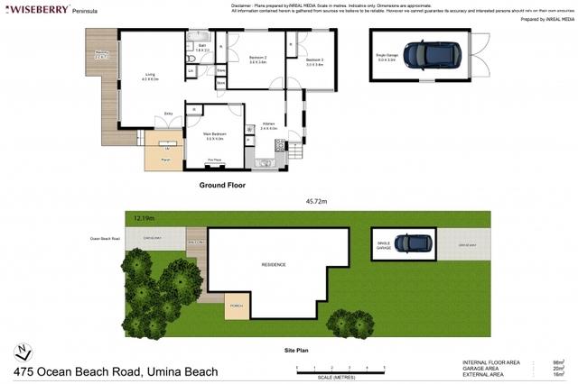 475 Ocean Beach  Road, Umina Beach NSW 2257