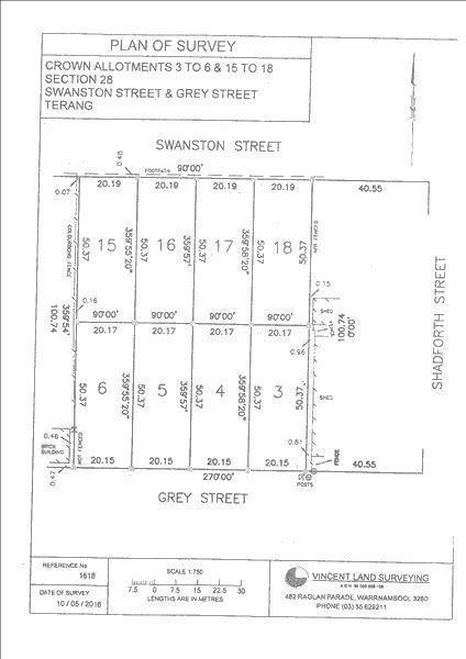 Lots 18 & 15/33A & 33d Swanson Street, VIC 3264