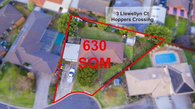 3 Llewellyn Court, Hoppers Crossing VIC 3029