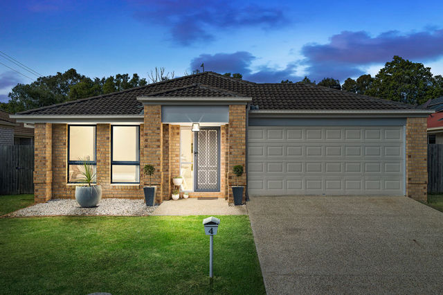 4 Moriarty Place, Bald Hills QLD 4036