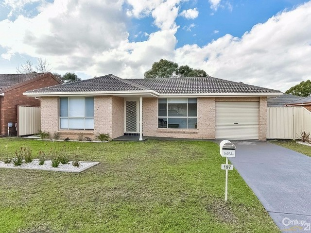 197 Gould Road, Eagle Vale NSW 2558