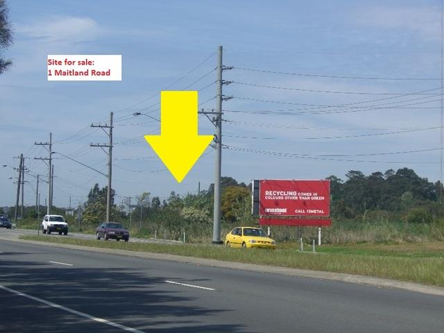 1 Maitland Road, Hexham NSW 2322