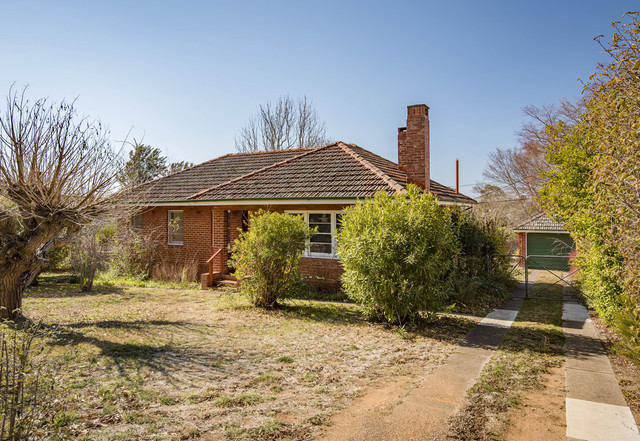 51 Captain Cook Crescent, Griffith ACT 2603