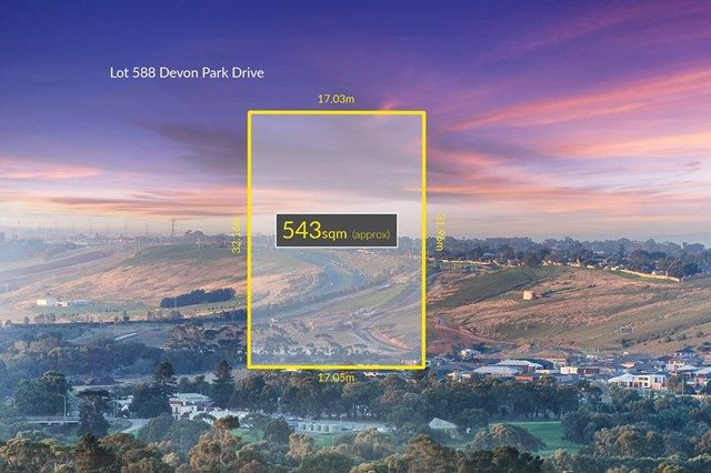 Lot 588 Devon Park Drive, Highton VIC 3216