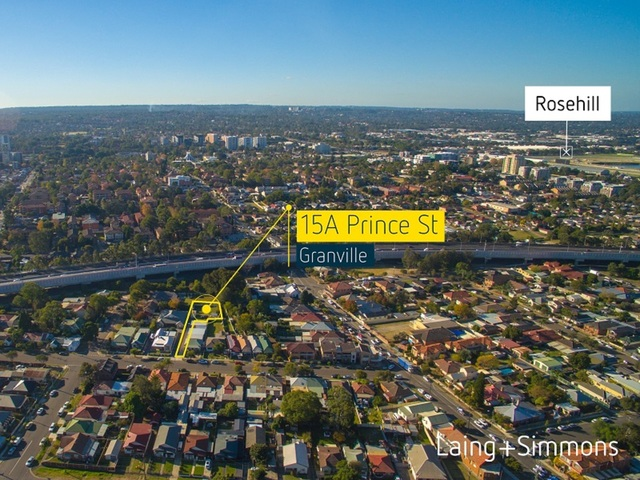 15a Prince Street, Granville NSW 2142