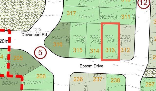 Lot 313 Epsom Street, Emerald QLD 4720