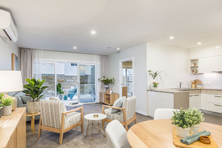 The Central by Goodwin - 2 Bedroom Apartment
