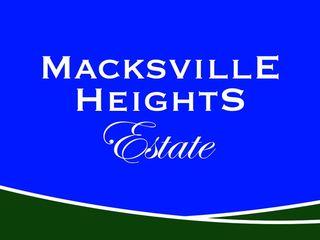 Macksville Heights Estate