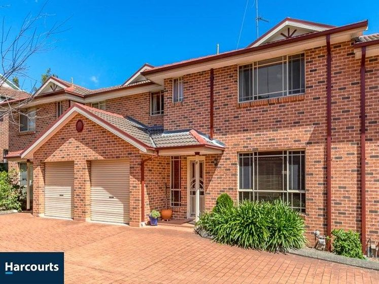 18/16 Hillcrest Road, Quakers Hill NSW 2763 - Townhouse for Rent