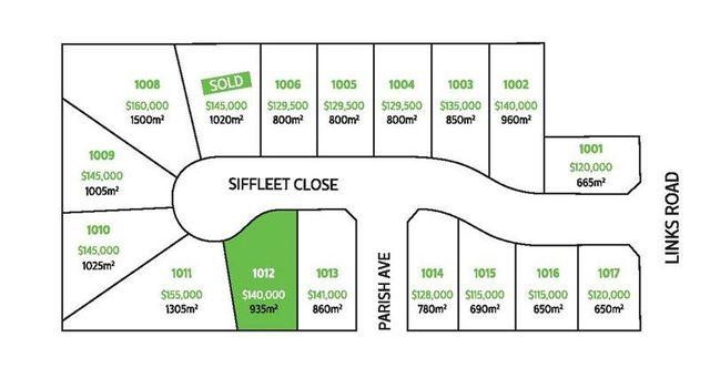 Lot 1012/Sifleet Close Links Estate, NSW 2380