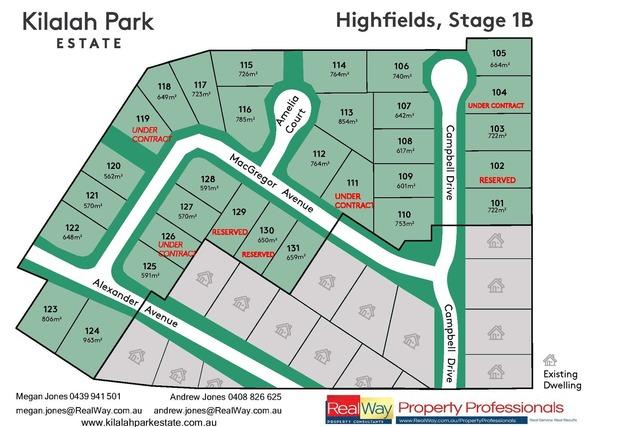 MacGregor Avenue, Highfields QLD 4352