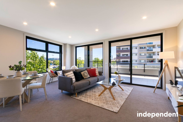 Essence - 2A plan - 2 Bed apartment, ACT 2900