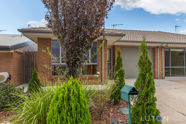 52 Refshauge Crescent, ACT 2615