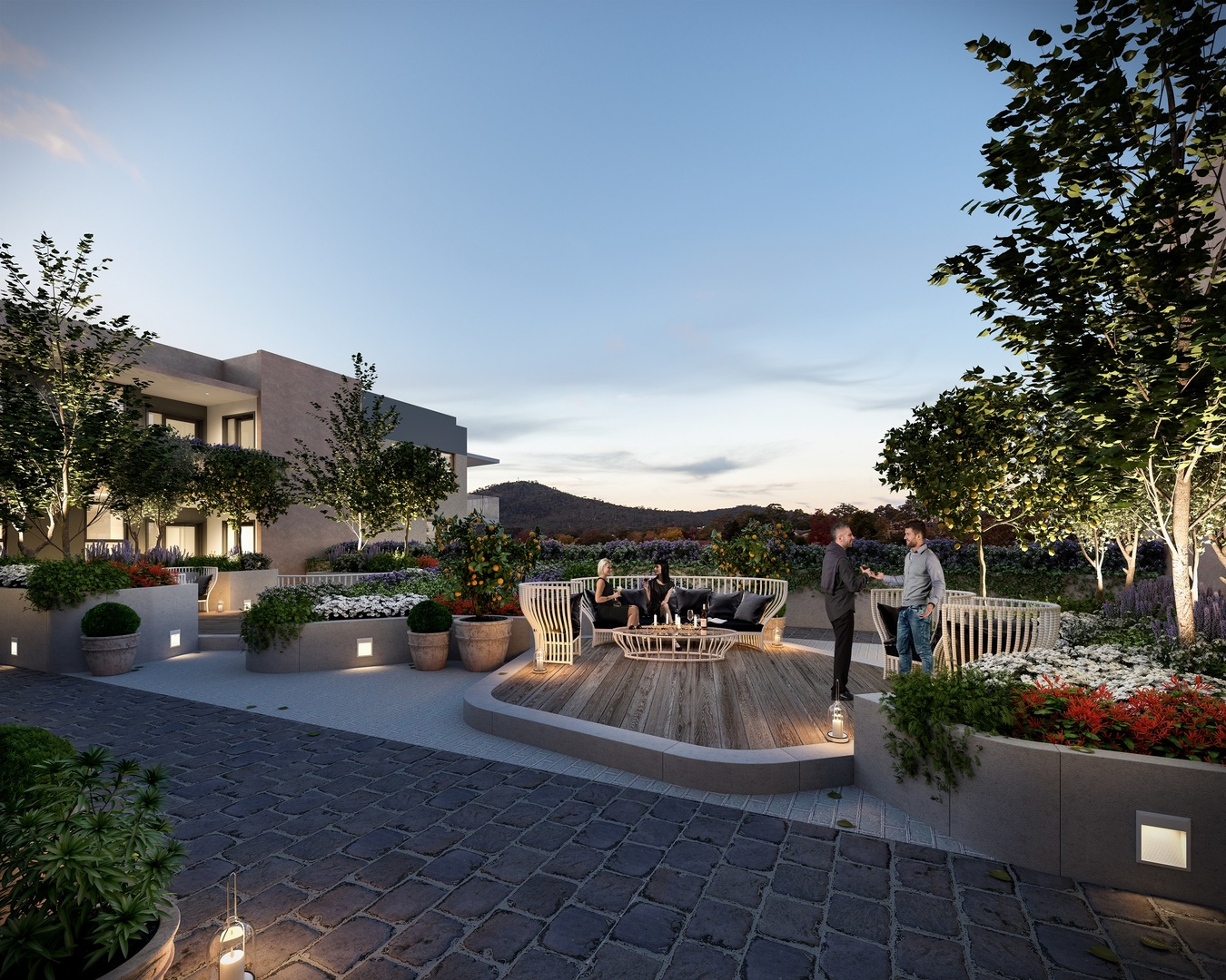 Campbell5 - Siena - 3 bed, Campbell ACT 2612 - Apartment ...