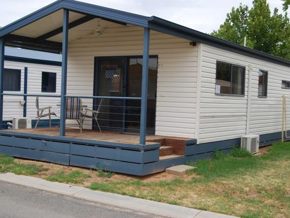 Cabin W112 Sun Country Holiday Park, Mulwala NSW 2647