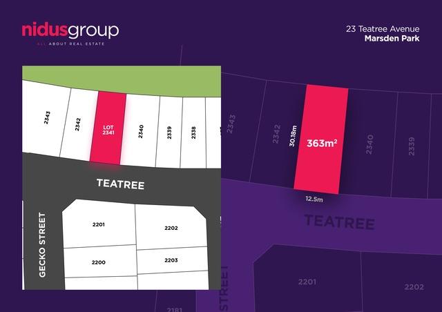 23 Teatree Avenue, Marsden Park NSW 2765