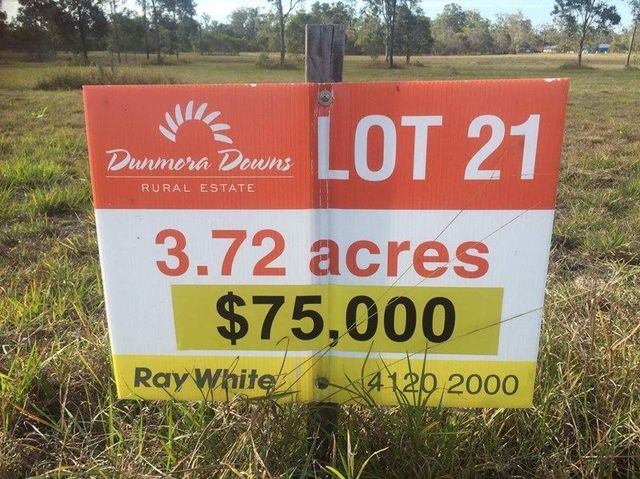 Lot 21 Wallum Froglet Court, Dunmora QLD 4650
