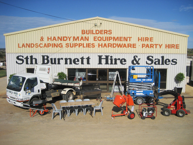 Equipment Hire & Sales And Landscape Supplies, Kingaroy QLD 4610