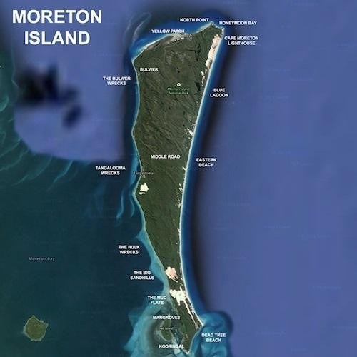 Moreton Island Real Estate For Sale