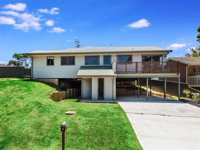 8 Weymouth Road, Lake Tabourie NSW 2539