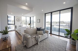 FURNISHED DISPLAY APARTMENT NOW OPEN! Campbell ACT 2612