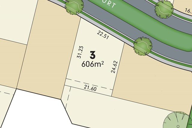 Lot/3 Boyd Court, Canadian VIC 3350
