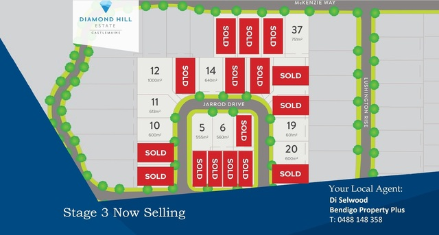 Lot 37-40 McKenzie Way, Mckenzie Hill VIC 3451