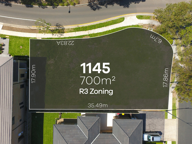 Lot 1145 Stonecutters Drive, NSW 2761