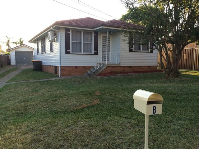 8 Jenny Place, Rooty Hill NSW 2766