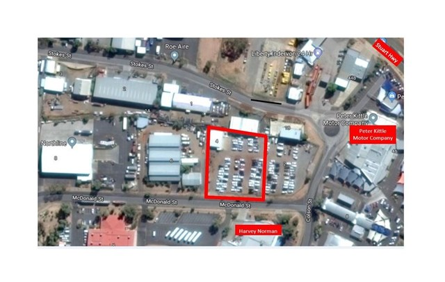 4 McDonald Street, Alice Springs NT 0870