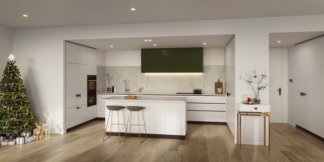 The Capitol Residences - 3 Bedroom Apartment, ACT 2601