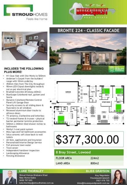 8 Bray Street, Lowood QLD 4311