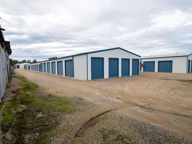 1 Murrell Street - Murrell Street Storage, Wangaratta VIC 3677