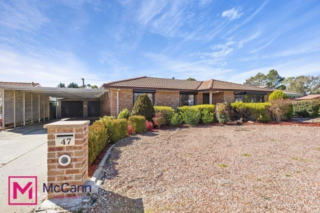 47 Collyburl Crescent, Isabella Plains ACT 2905