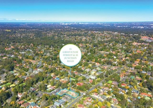 35 Grosvenor Street, Wahroonga NSW 2076