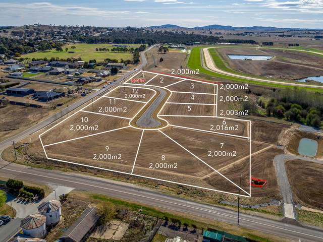 Lot 2 / 1 Racecourse Drive, Goulburn NSW 2580