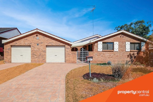 21 Lindsay Crescent, South Penrith NSW 2750