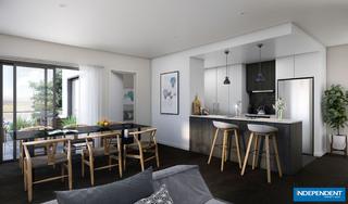 Essence - 1 Bedroom + Study Apartment