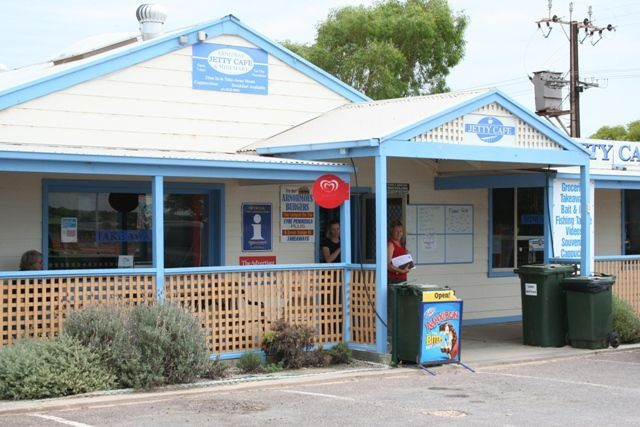 Arno Bay Jetty Cafe, Arno Bay SA 5603
