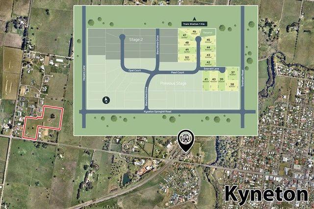 Lots 37-50 Tilwinda Estate, Kyneton VIC 3444