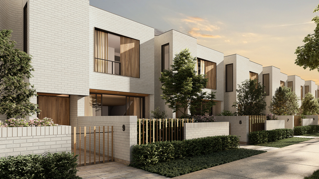 Alba - 4 Bedroom Terrace - Bettong Avenue, ACT 2914
