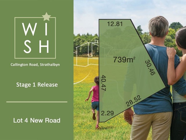 Lot 4 New Road, Strathalbyn SA 5255