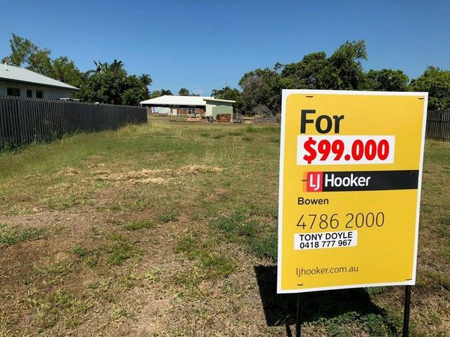 Lot 41 Hamilton Street, QLD 4805