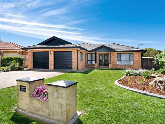3 Woomera Place, Glenfield Park NSW 2650