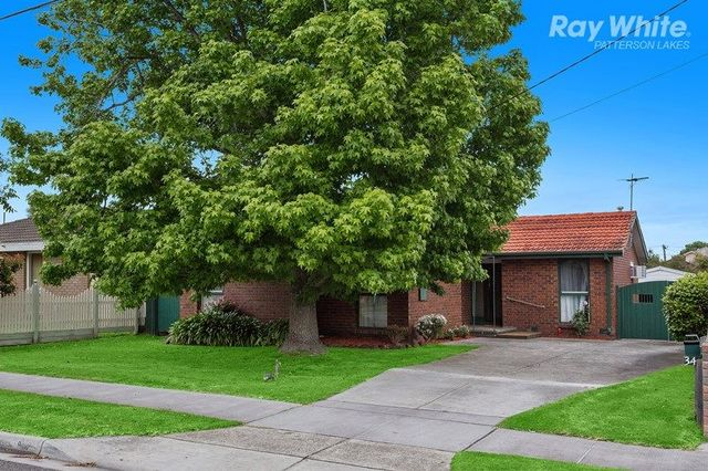 34 Third Avenue, Chelsea Heights VIC 3196