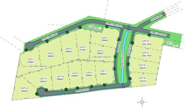 Lot 1- 16 Dp 1018139 Stoney Creek Road, NSW 2579